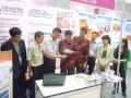 2012年12月赴第九届马来西亚国际建筑设备与建材品牌展