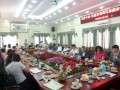 2013 Visiting Myanmar Chinese Chamber of Commerce for trade talks