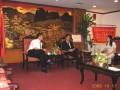 2009年本站与越南国家工商会贸易对接及中越三大边贸招商代理