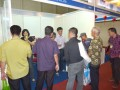 2014年5月赴第九届印度尼西亚国际电力、新能源与照明展览会