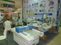 2014年8月赴柬埔寨国际纺织暨制衣机械展
