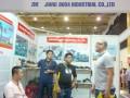 2015年8月赴第七届菲律宾国际五金工具展