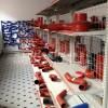 红色直径夹线硅胶管