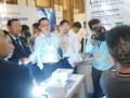 2016年8月赴柬埔寨国际电力、新能源及照明展