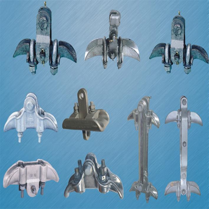 Suspension clamps