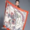 专业定制、批发南秀丝语丝绸围巾系列