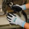 0053超级防割丁腈手套 手掌磨砂丁腈涂层 防割 防穿刺