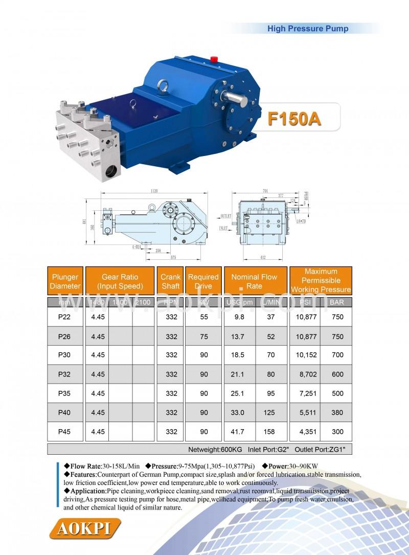 F150A单页小