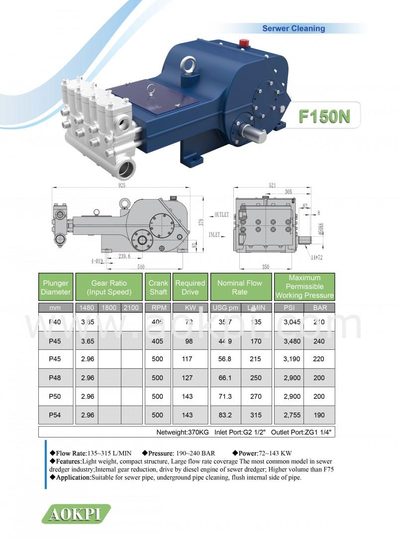 F150N单页