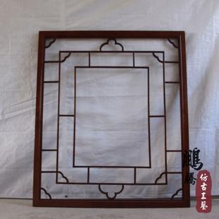 【厂家直销】仿古门窗批发古建门窗榆木中式仿古门窗可定做信息