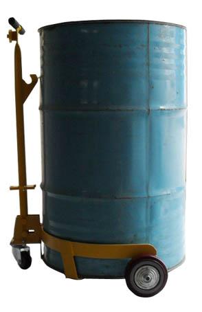 油桶搬运车_沪峰低位油桶搬运车dc500信息