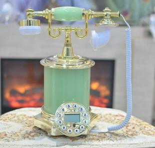 厂家直销品牌仿古欧式电话机欧典软装饰品家居饰品款
